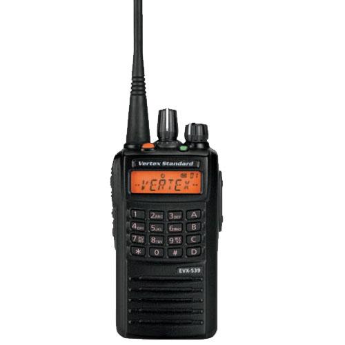 威泰克斯EVX539系列数字便携式防爆cba篮球比赛抓饭直播
