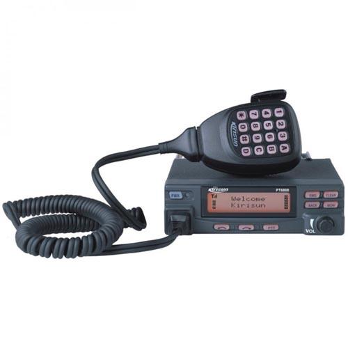 PT6808 专业集群车载电台